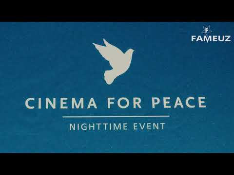 Cinema for Peace nighttime event at the Berlinale 2018
