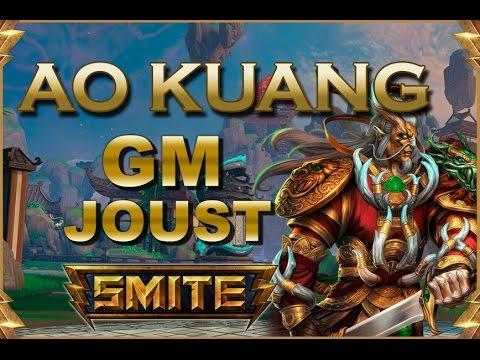 SMITE! Ao Kuang, Pim pam y desintegrados! GM Joust #53