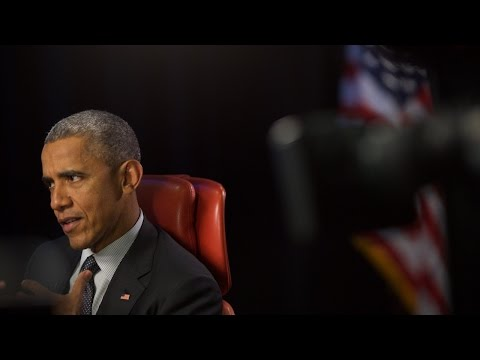 Obama on Cyber Security