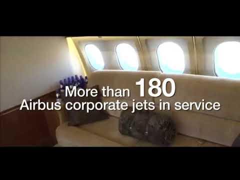 Airbus ACJ319 Corporate Jet | Corporate Travel Concierge