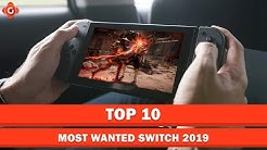 Most Wanted Switch-Spiele 2019 | Top 10