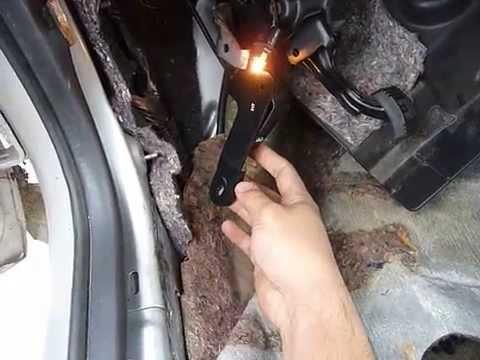 How to fix 2004 Pontiac Grand Prix Leaking Sunroof