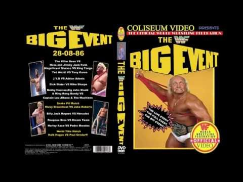 WrestleRant Edition #392: WWE The Big Event 1986 Review
