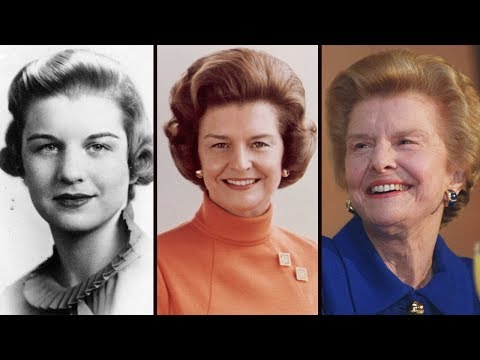 The Ins-pirational Life Of First Lady Betty Ford – And Why Her Legacy May Just Trump Her Husband's