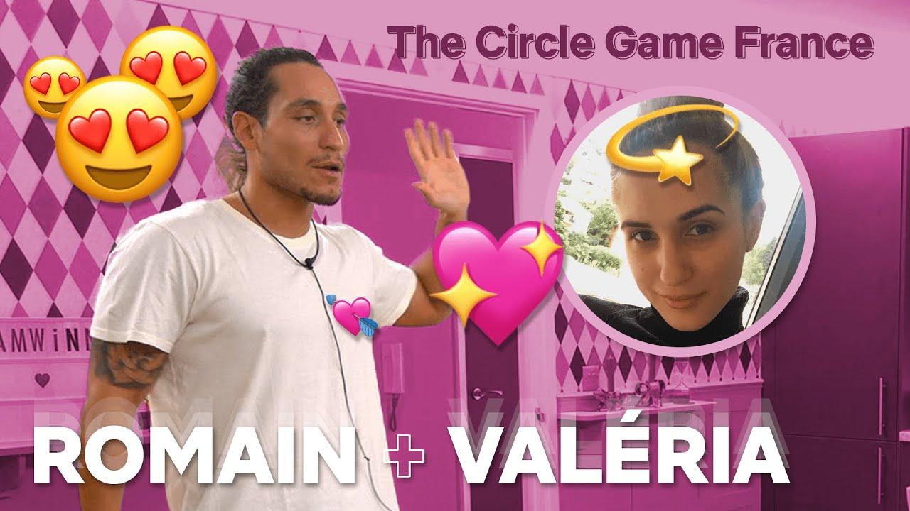 Download L'histoire d'amour de Romain et Valeria   The Circle Game France