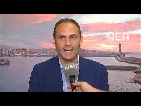 Γιάννης Δάλμας - Το πολιτικό μήνυμα του υποψήφιου ευρωβουλευτή του ΚΙΝΑΛ
