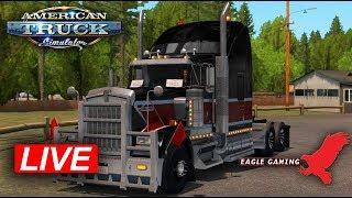 Short Haulin' Around Oregon! | Wednesday Evening Music Chill | American Truck Simulator - TruckersMP