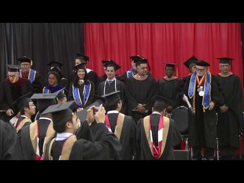 2016 IIT Chicago-Stuart School of Business Commencement