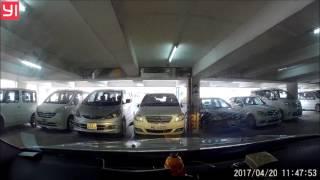 停車場系列 - 大圍富嘉花園停車場 (入)