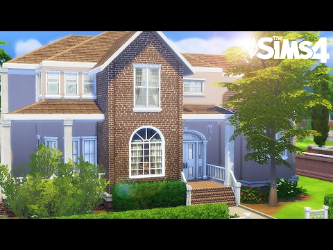 American House Construction Sims 4 By Pixia