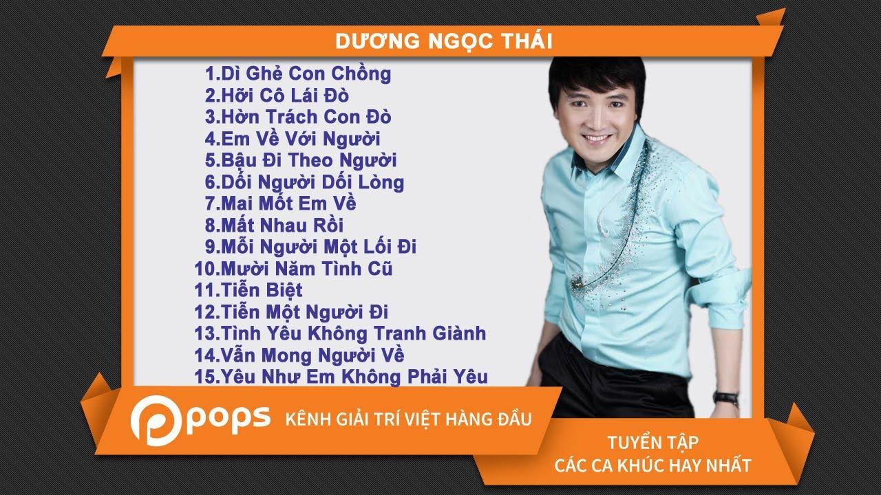 Tuyển Chọn Dương Ngọc Thái [Official]