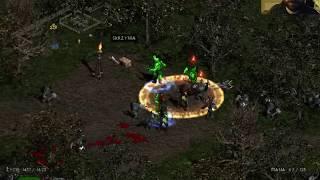 Diablo II - Barbarzyńca HC #81