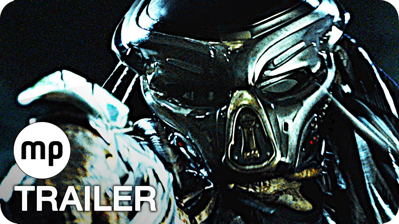 Predator Upgrade Trailer German Deutsch 2018 The Predator Youtube