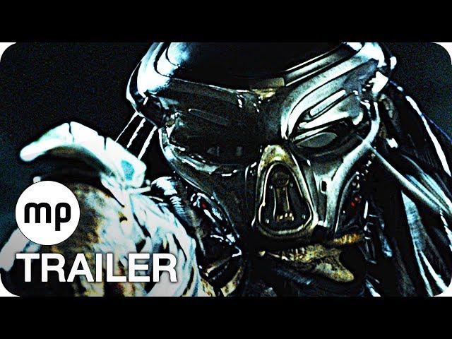 Predator Upgrade Trailer German Deutsch (2018) The Predator