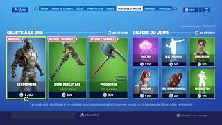 [ LIVE FORTNITE FR PS4 ] TUESDAY, SEPTEMBER 3, 2019 SHOP - MINDINGO7 CREATER CODE