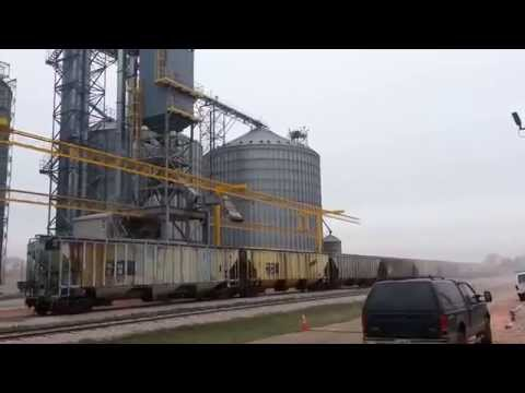 Farm City Elevator in Zenda Wisconsin