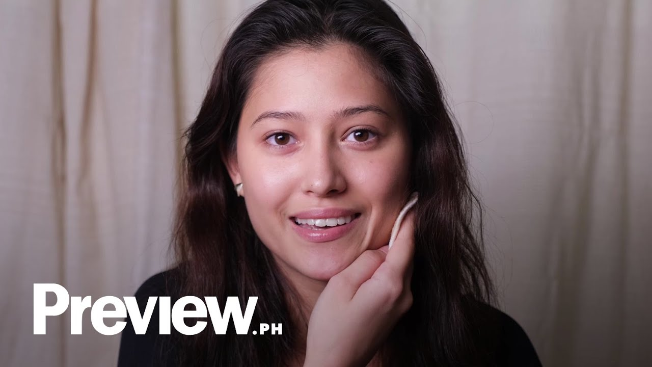 Model Maureen Wroblewitz Removes Her Makeup | Barefaced Beauty | PREVIEW