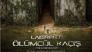 Labirent film YouTube // Labirent 1 // Maze Runner // Ölümcül Kaçış // 1080p // Türkçe Dublaj //