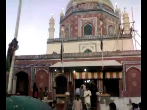 Shah Shamas Tabraiz of Multan