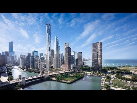 David Childs on His Design For Chicago's 400 N Lake Shore Drive