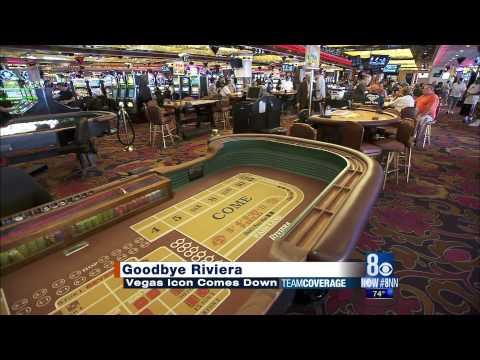 Riviera Hotel Closing