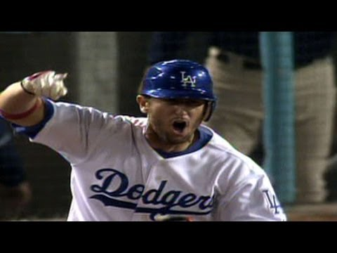 SD@LAD: Five homers lead Dodgers to extra-innng win