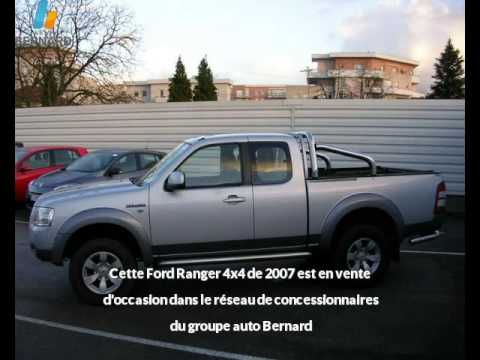 ford ranger 4x4 occasion en vente besan on 25 par renault besancon youtube. Black Bedroom Furniture Sets. Home Design Ideas