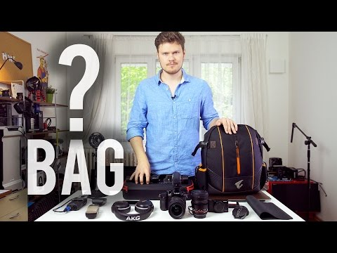What's in my bag? - Travel Edition