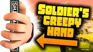 TF2: Soldier's Creepy Hand