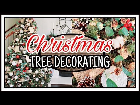 Christmas Tree Decorating Ideas | Christmas Decor 2019