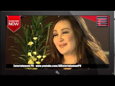 Sharon Cuneta Cries Over ABS-CBN Comeback
