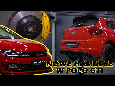 #4 Big Brake Kit W Polo! | VW Polo GTI By RCP