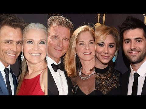 Days of Our Lives ... and their real life partners