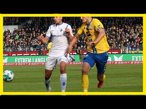 Aktuelle Nachrichten Liveticker Sv Darmstadt 98 Eintracht