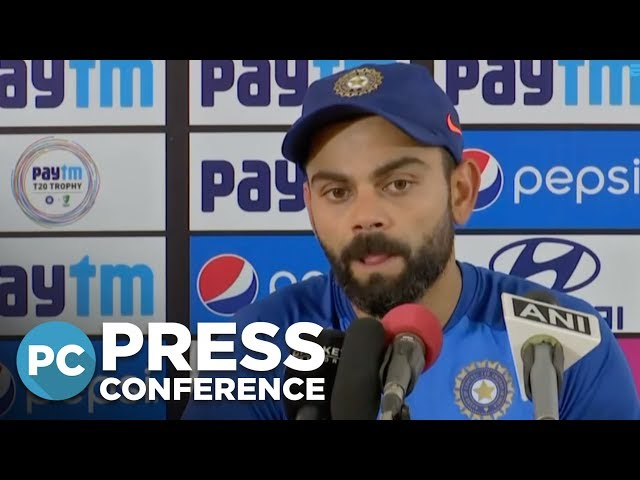Kohli - We expect stiff competition from the Australian team