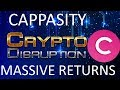 A Review of Cappasity (CAPP) VR/AR Token for a MASSIVE Return - Free Ethereum Contest