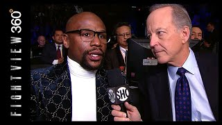 MAYWEATHER TO CONFRONT PAC VS BRONER WINNER? RETURNING? FIGHT NIGHT QUICK HITS! SHO PPV