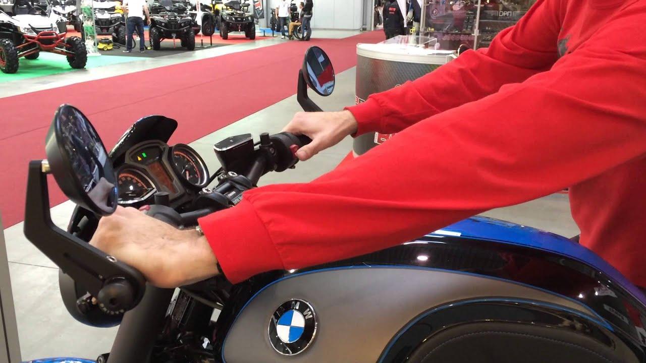 Bmw R Nine T >> BMW NineT Rizoma - YouTube