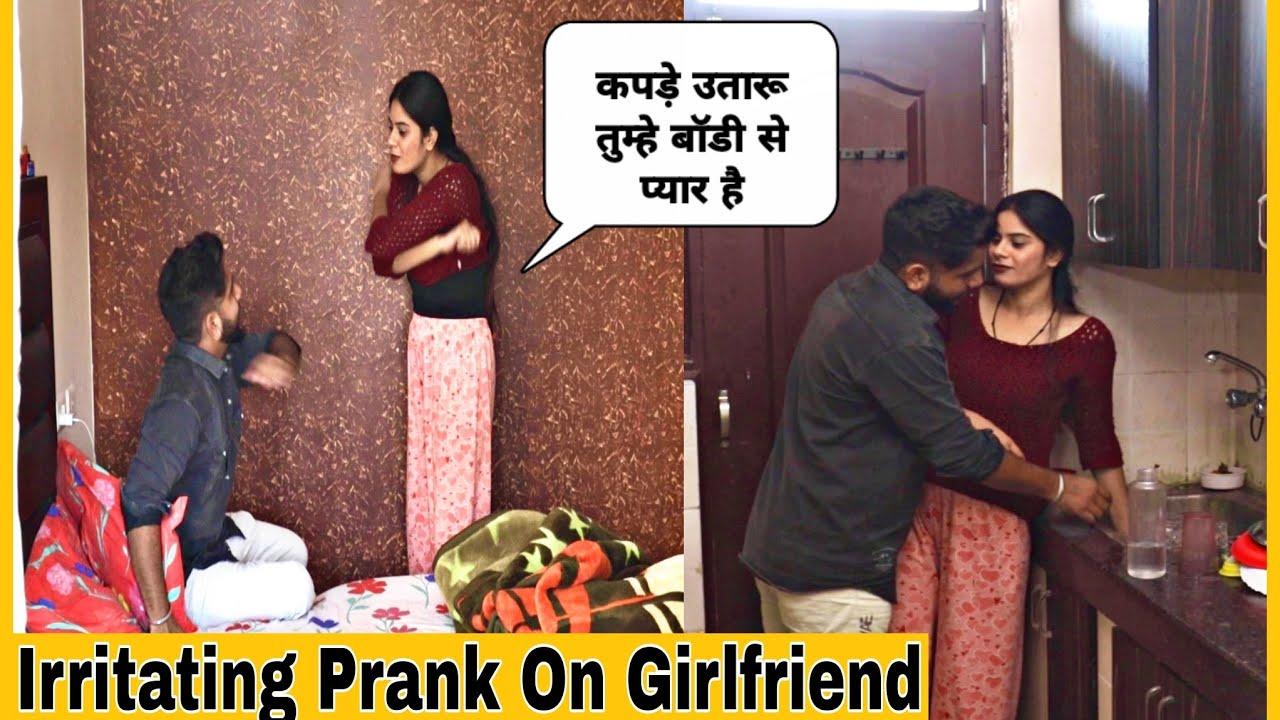 Irritating Prank On Kaya Sharma   RDS Production  
