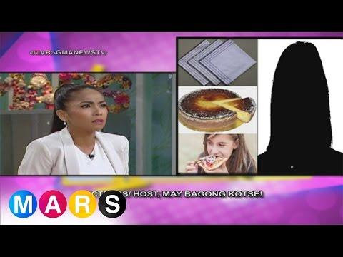 Mars Mashadow: Actress/host, may bagong kotse galing sa boylet?