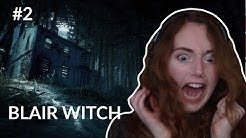 Wimpy Girl Play Blair Witch #2 | Live Stream