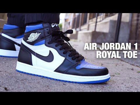 air-jordan-1-royal-toe-review-&-on-feet