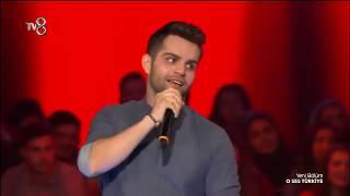 Eski O Ses yarışmacısı Uğur yeni şarkısıyla sahnede O Ses Türkiye