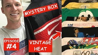 I BOUGHT A MYSTERY BOX OF VINTAGE CLOTHING OFF INSTAGRAM