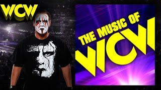 WCW: Sting Theme Song + AE (Arena Effect)