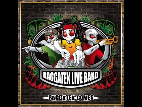 Raggatek Live Band - FIRST ALBUM IN FULL (Raggatek, Drum&Bass, Reggae, Dub, HipHop 100% Original)
