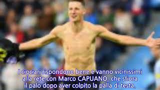 Serie A, Frosinone-Fiorentina 1-1: un super gol di Pinamonti vanifica la rete di Benassi