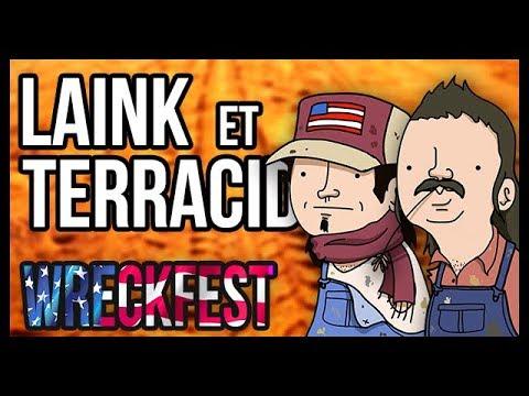 COURSE DE BEAUF COMME AUX USA (Wreckfest)