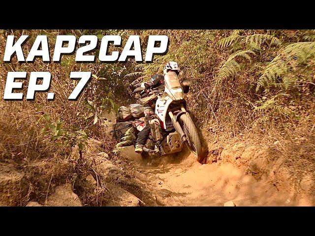 Kap2Cap Ép.7 ► le Nigéria sous haute tension ► 26.000 km en Ténéré