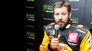 Martin Truex Jr. talks NASCAR bonus points.